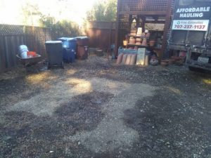 Affordable Junk Removal Santa Rosa