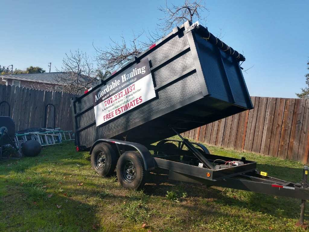 Junk Removal Santa Rosa | Affordable Hauling | Junk Hauling