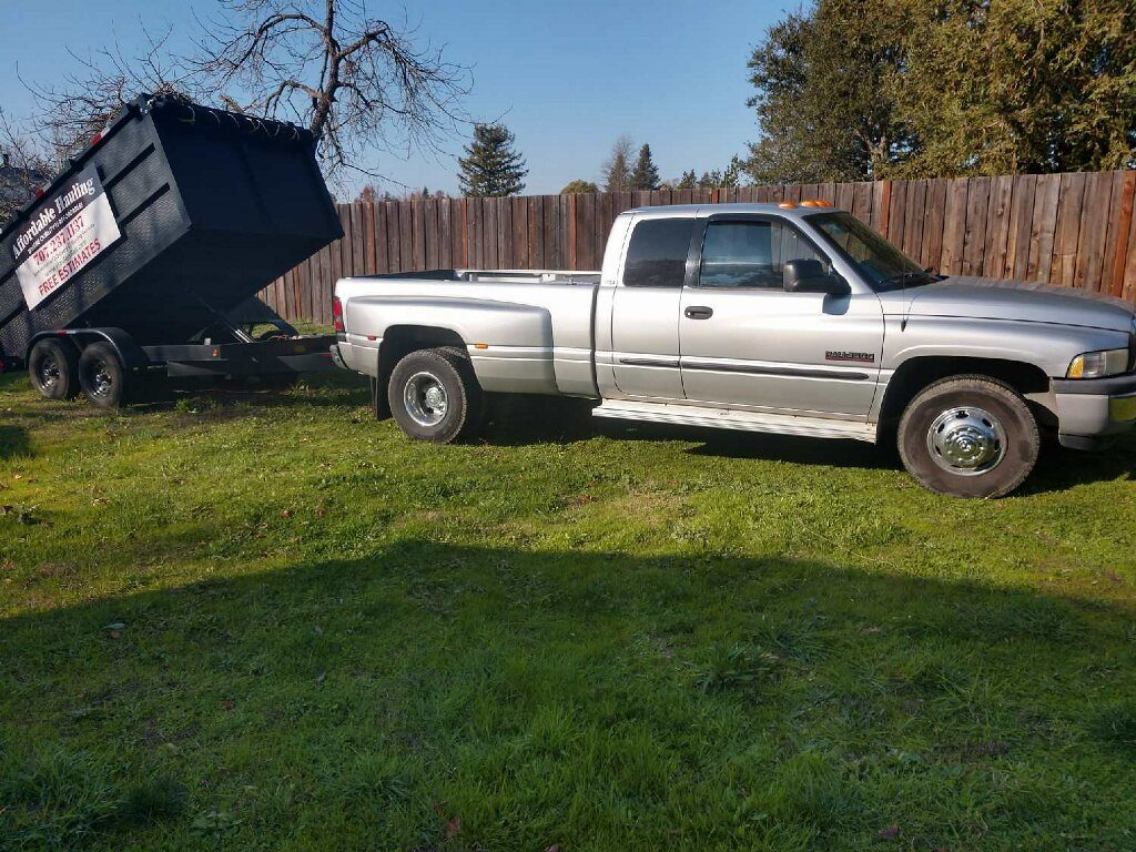 Affordable Hauling | #1 Junk Removal Santa Rosa